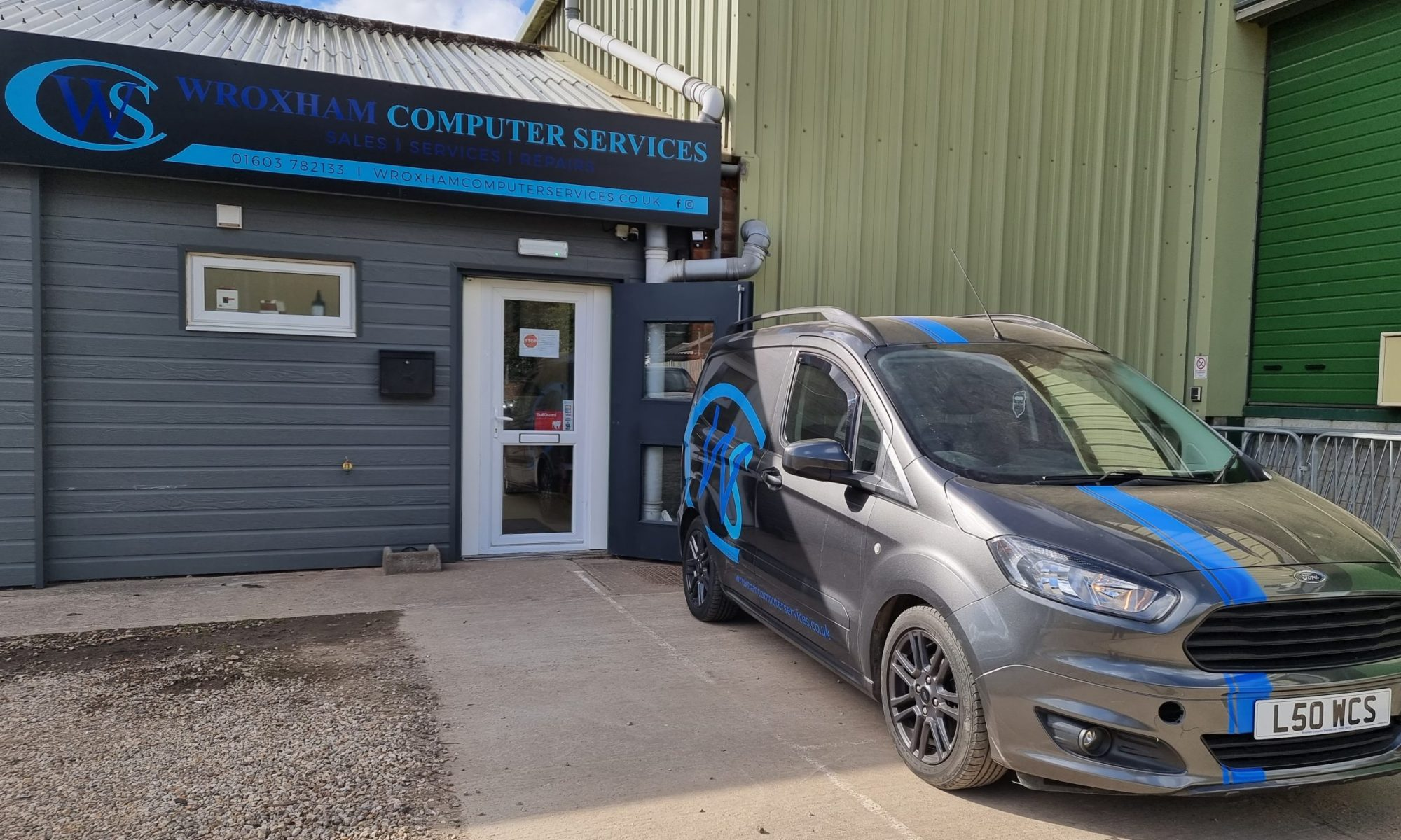 Wroxham Computer Services Ltd